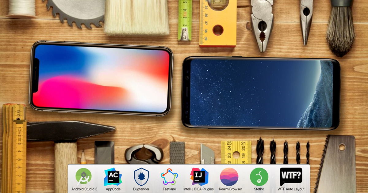 The Best Mobile Development Tools in 2018