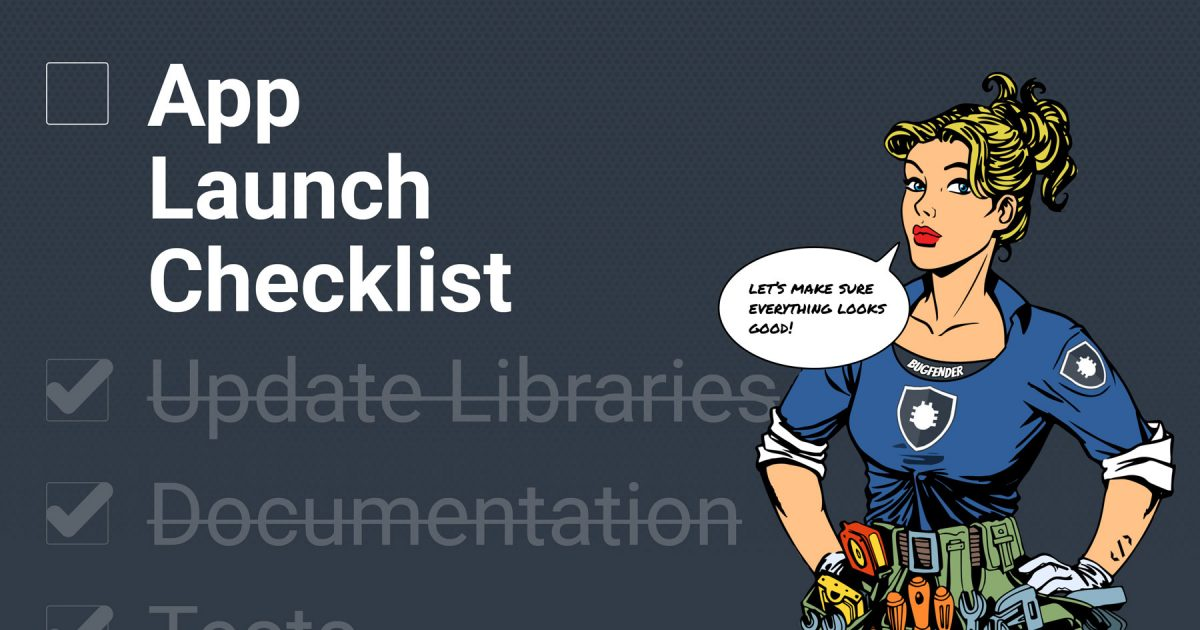 Mobile App Launch Checklist