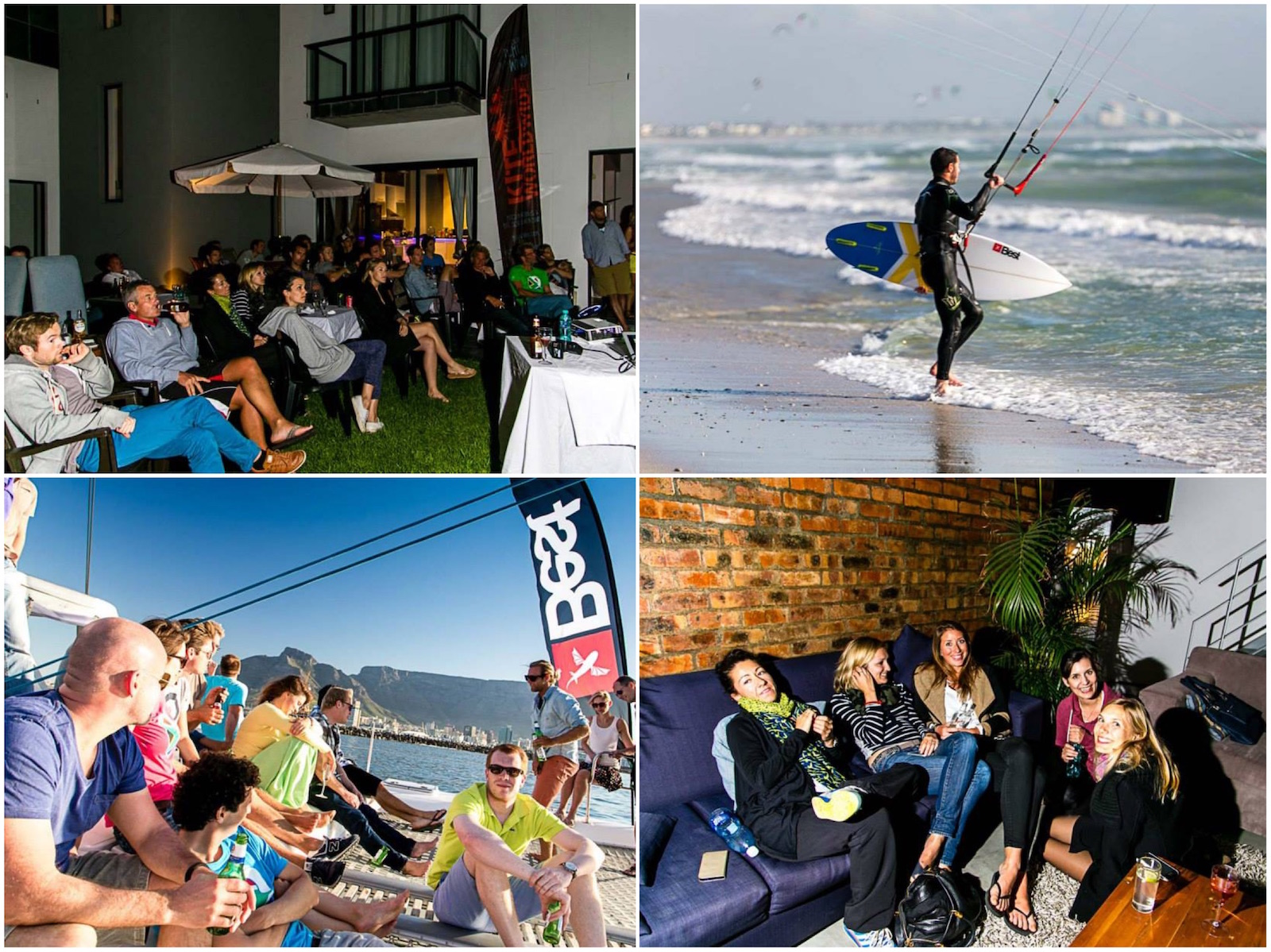 Networking events like the Founders Kite Club are a great way to generate new business opportunities in a fun and relaxed environment.