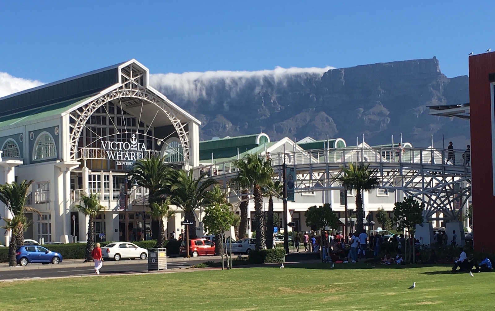 Cape Town - one of the most beautiful cities in the world and a good place to escape to when the cold winters take over the northern hemisphere.